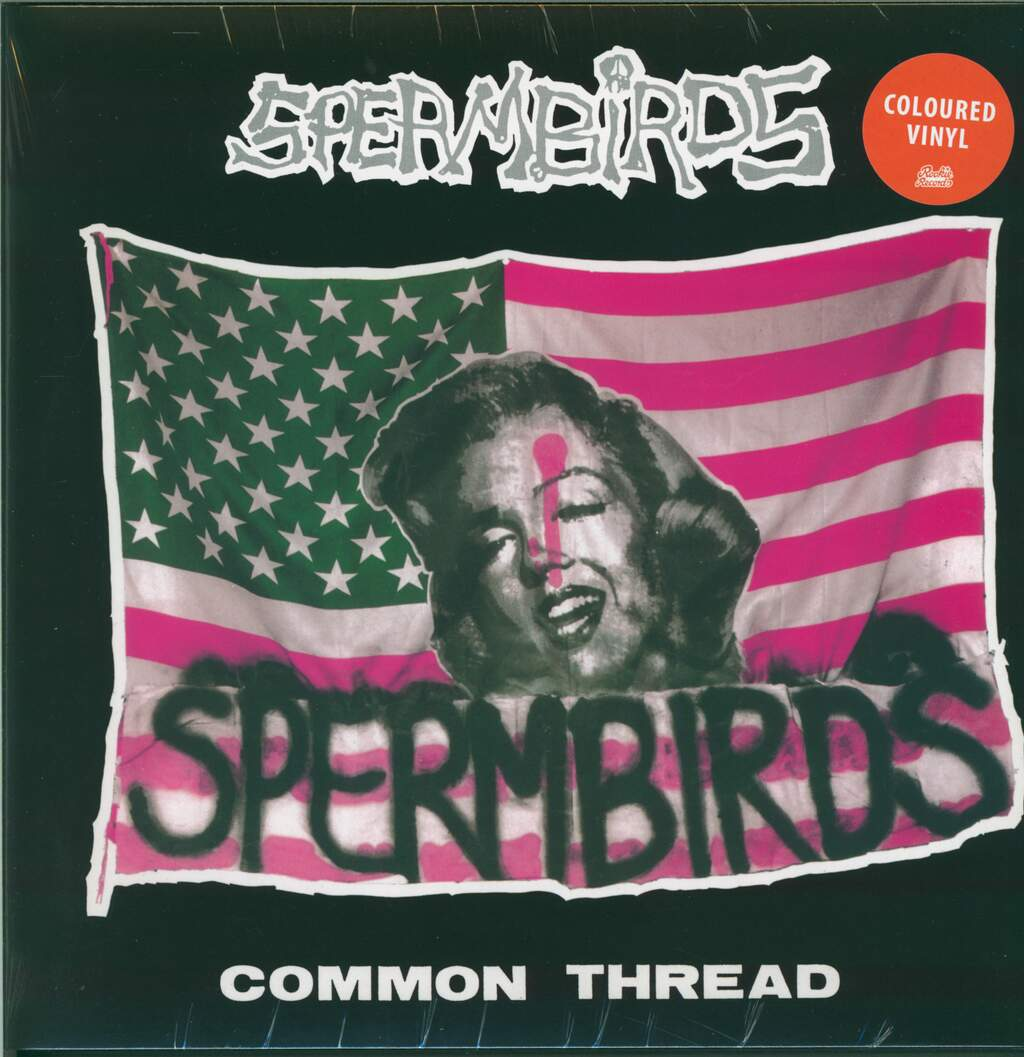 Spermbirds: Common Thread, LP (Vinyl)