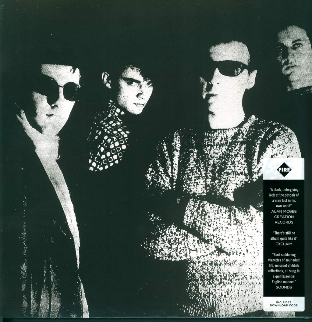 Television Personalities: The Painted Word, LP (Vinyl)