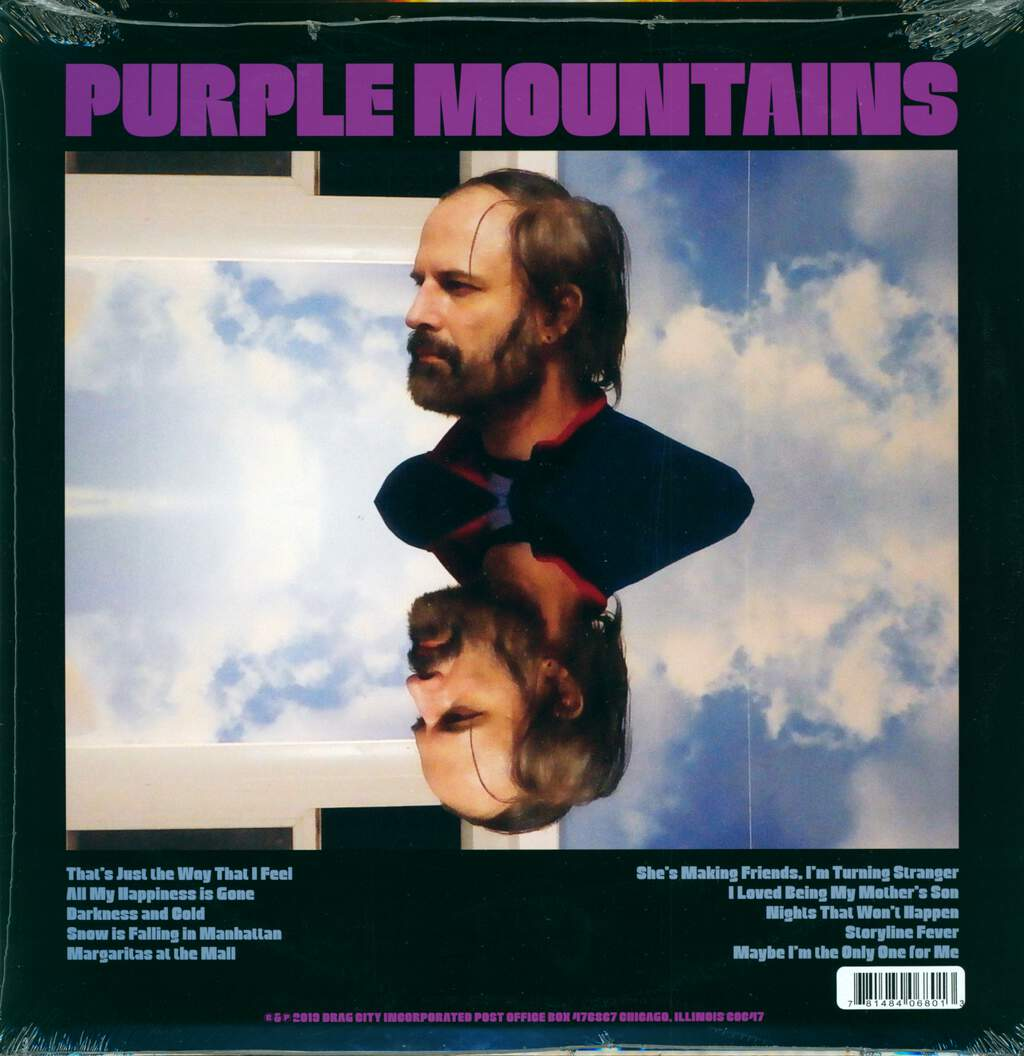 Purple Mountains: Purple Mountains, LP (Vinyl)