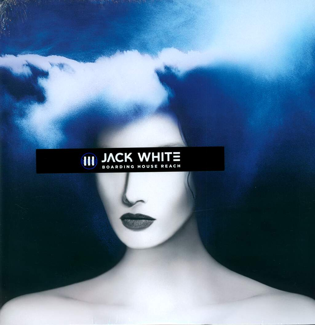 Jack White: Boarding House Reach, LP (Vinyl)