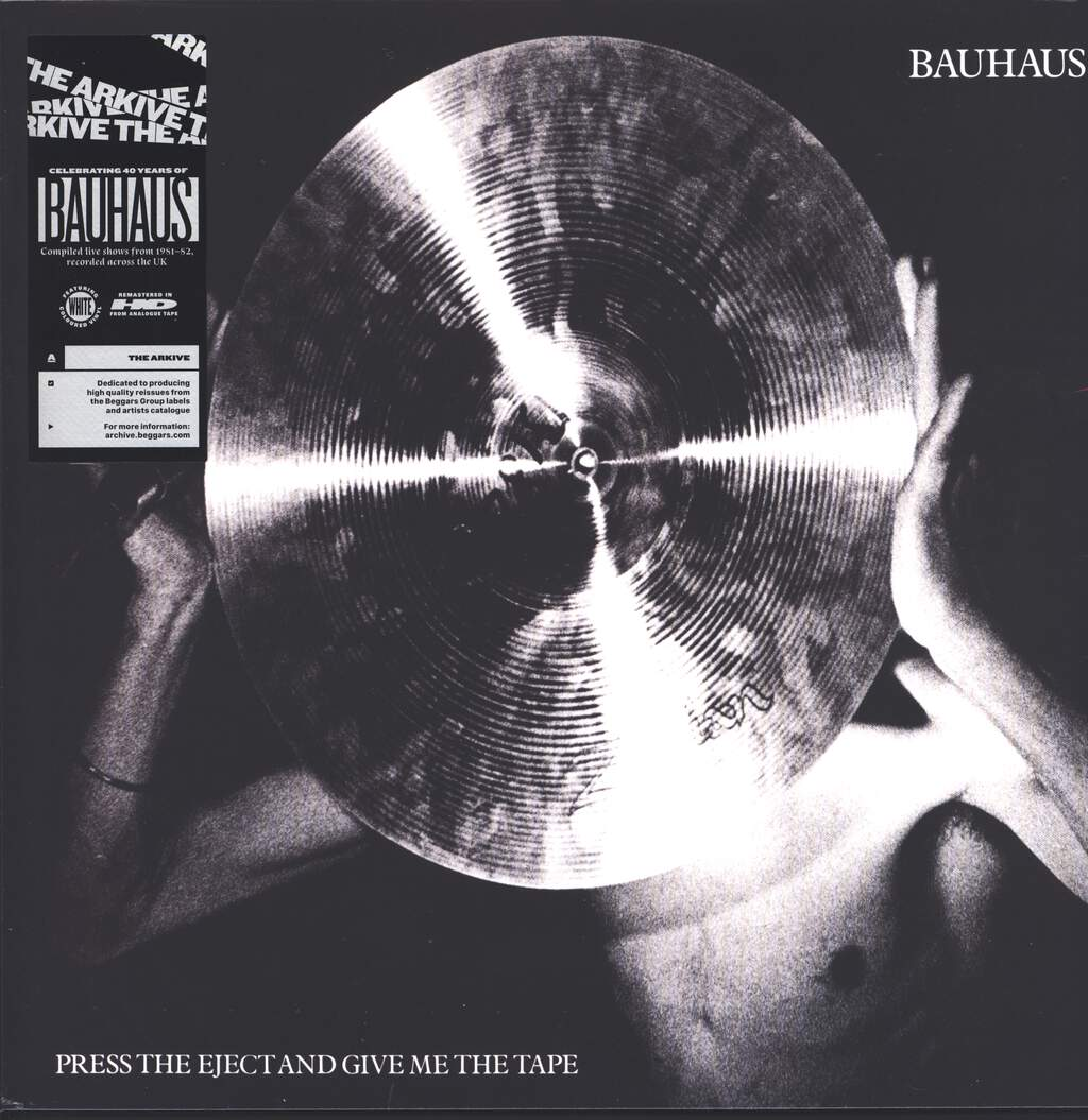 Bauhaus: Press The Eject And Give Me The Tape, LP (Vinyl)