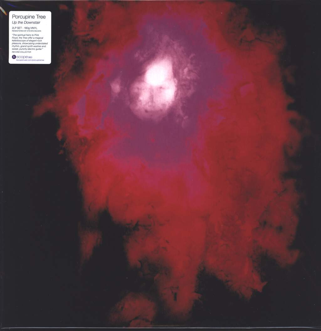 Porcupine Tree: Up The Downstair, 2×LP (Vinyl)