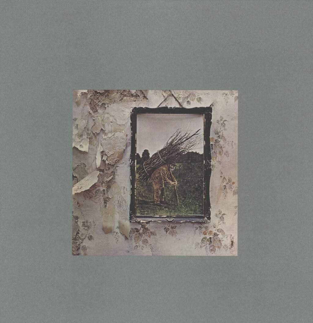 Led Zeppelin: Led Zeppelin IV, 2×LP (Vinyl)