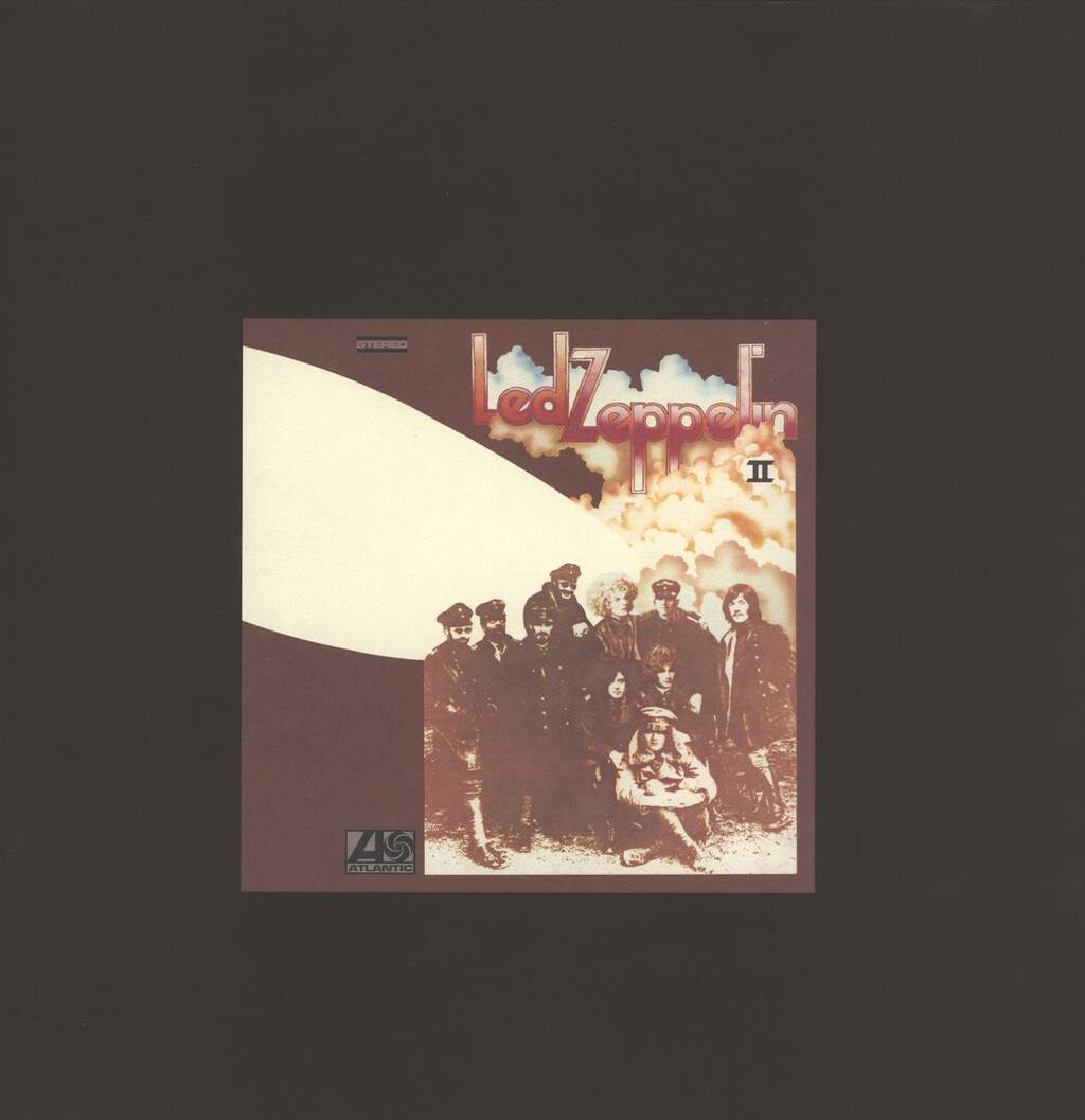 Led Zeppelin: Led Zeppelin II, 2×LP (Vinyl)