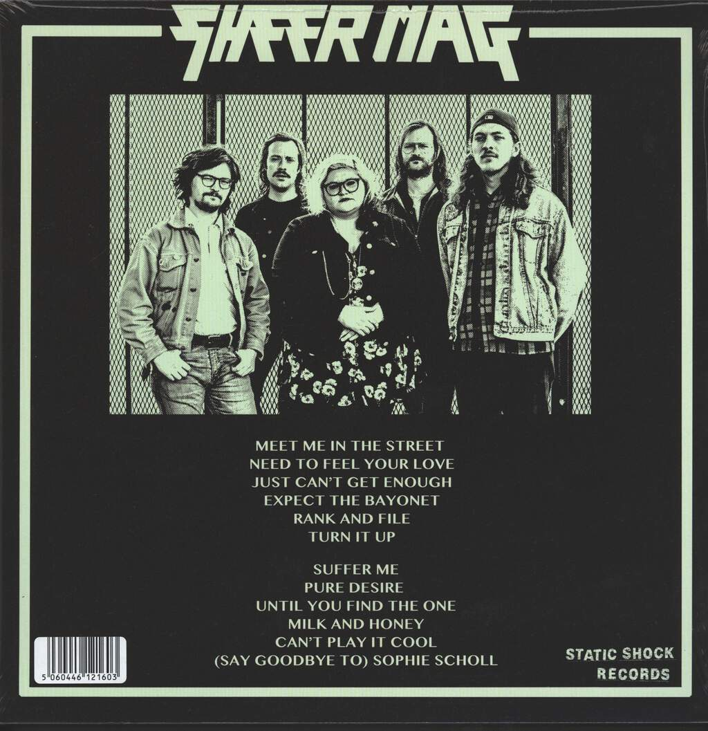 Sheer Mag: Need To Feel Your Love, LP (Vinyl)