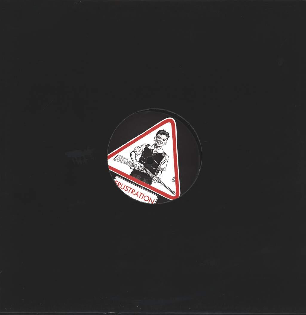 """Frustration: Dying Cities Remix, 12"""" Maxi Single (Vinyl)"""