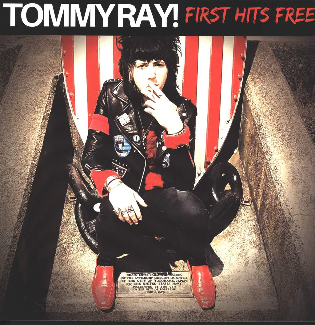 Tommy Ray!: First Hits Free, LP (Vinyl)