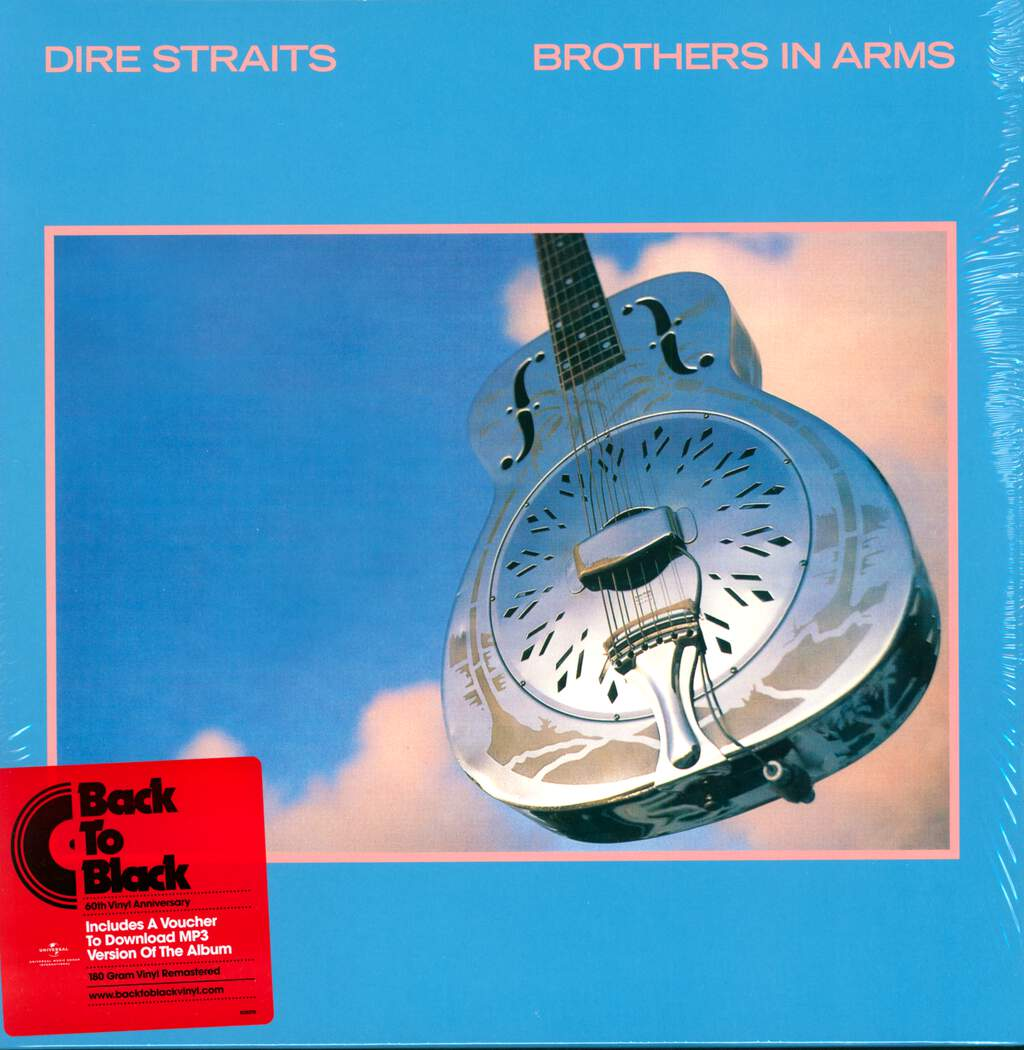 Dire Straits: Brothers In Arms, LP (Vinyl)