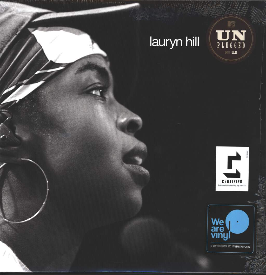 Lauryn Hill: MTV Unplugged No. 2.0, 2×LP (Vinyl)