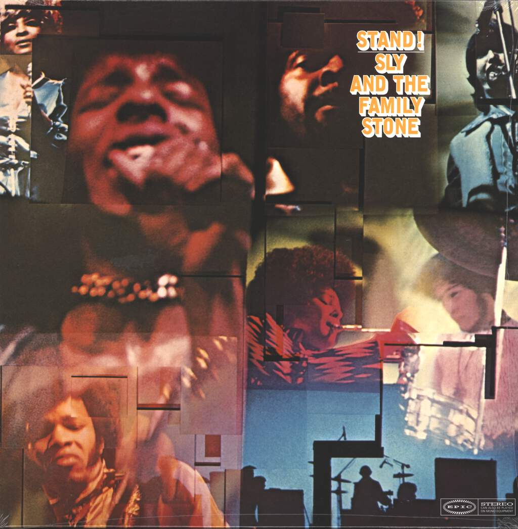 Sly + the Family Stone: Stand!, LP (Vinyl)