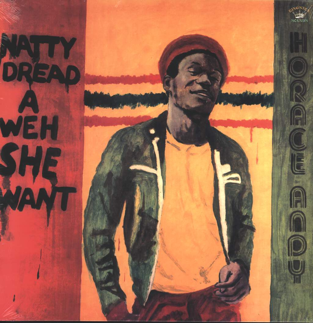 Horace Andy: Natty Dread A Weh She Want, LP (Vinyl)