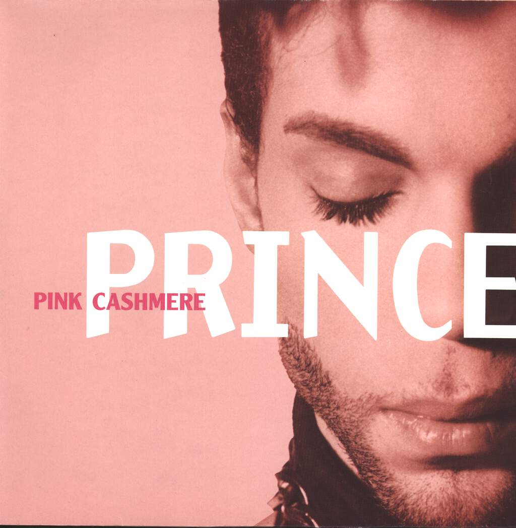 "Prince: Pink Cashmere, 12"" Maxi Single (Vinyl)"