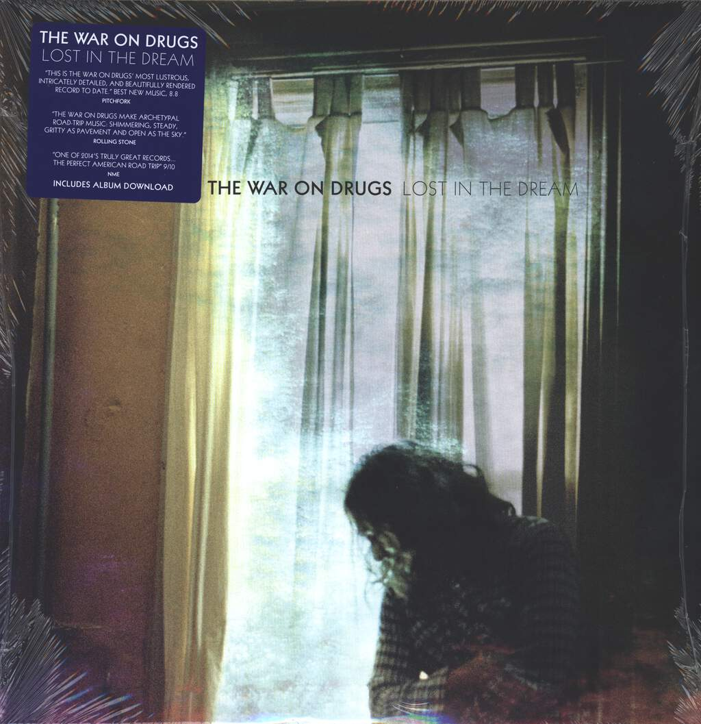The War On Drugs: Lost In The Dream, 2×LP (Vinyl)