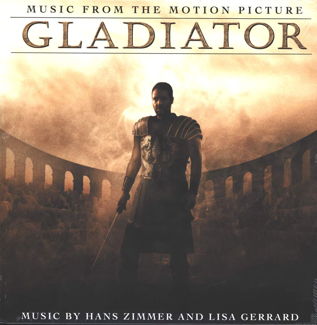 Hans Zimmer: Gladiator (Music From The Motion Picture), 2×LP (Vinyl)