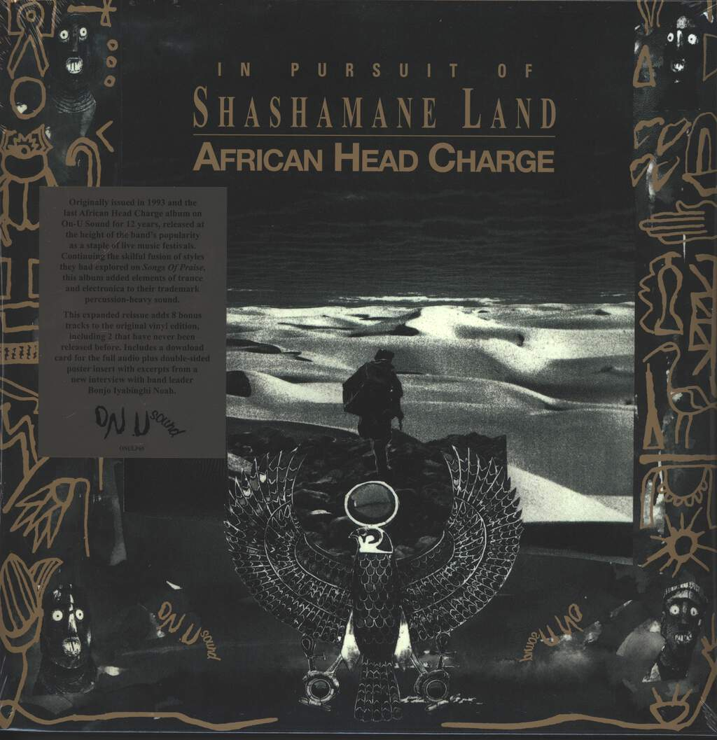 African Head Charge: In Pursuit Of Shashamane Land, 2×LP (Vinyl)
