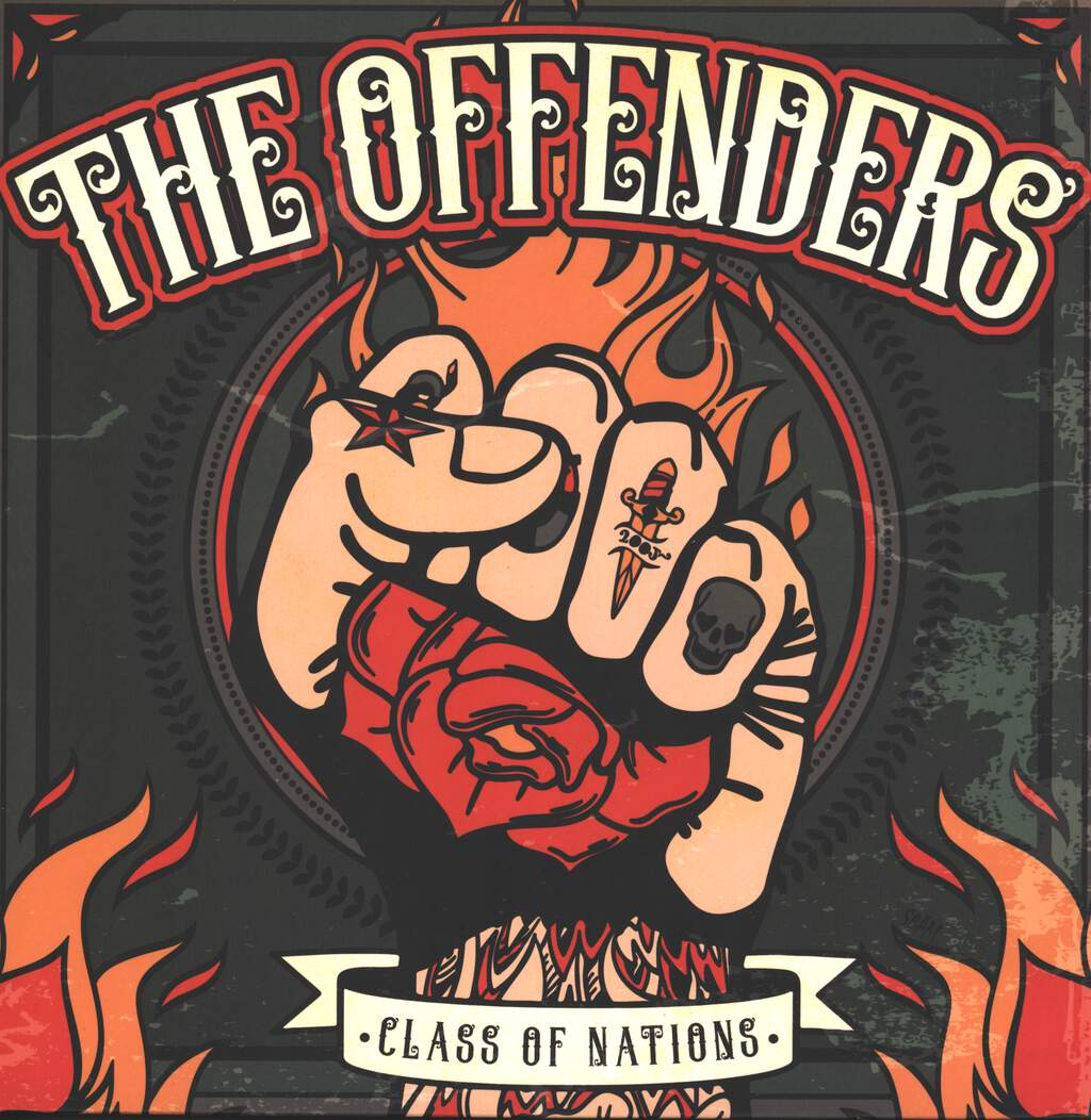 The Offenders: Class Of Nations, LP (Vinyl)