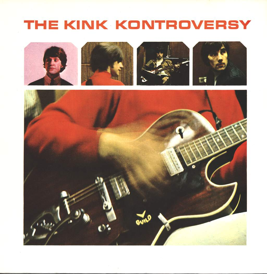 The Kinks: The Kink Kontroversy, LP (Vinyl)