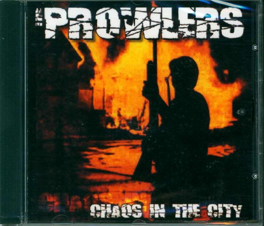 The Prowlers: Chaos In The City, CD