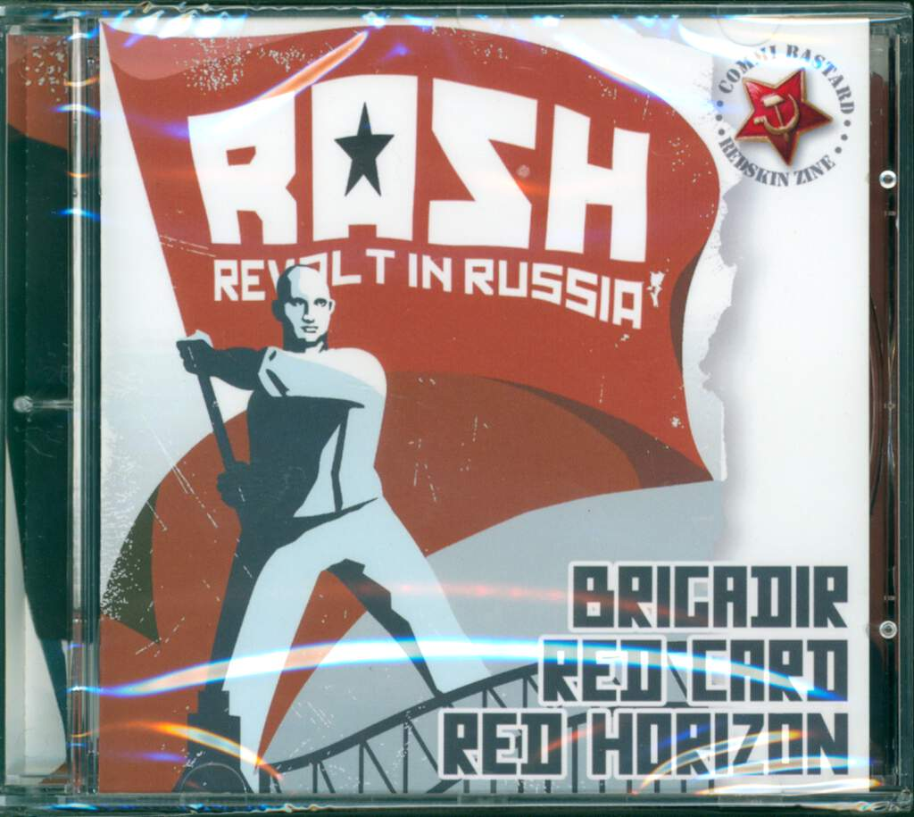 Various: RASH Revolt In Russia, CD