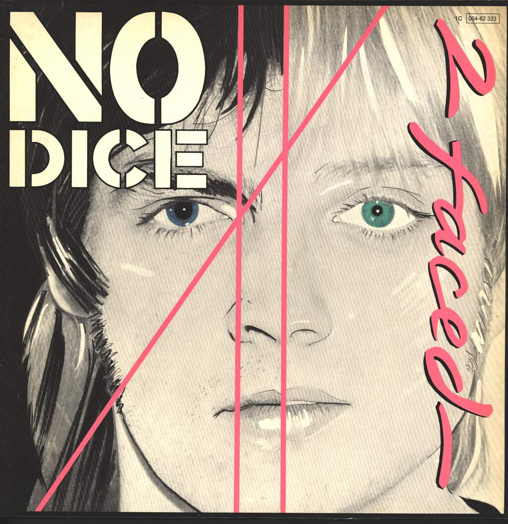 No Dice: 2 Faced, LP (Vinyl)
