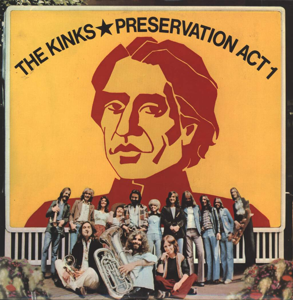 The Kinks: Preservation Act 1, LP (Vinyl)