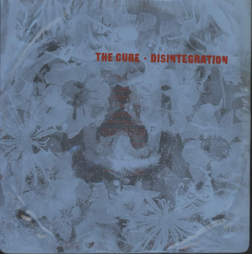 The Cure: Disintegration, LP (Vinyl)