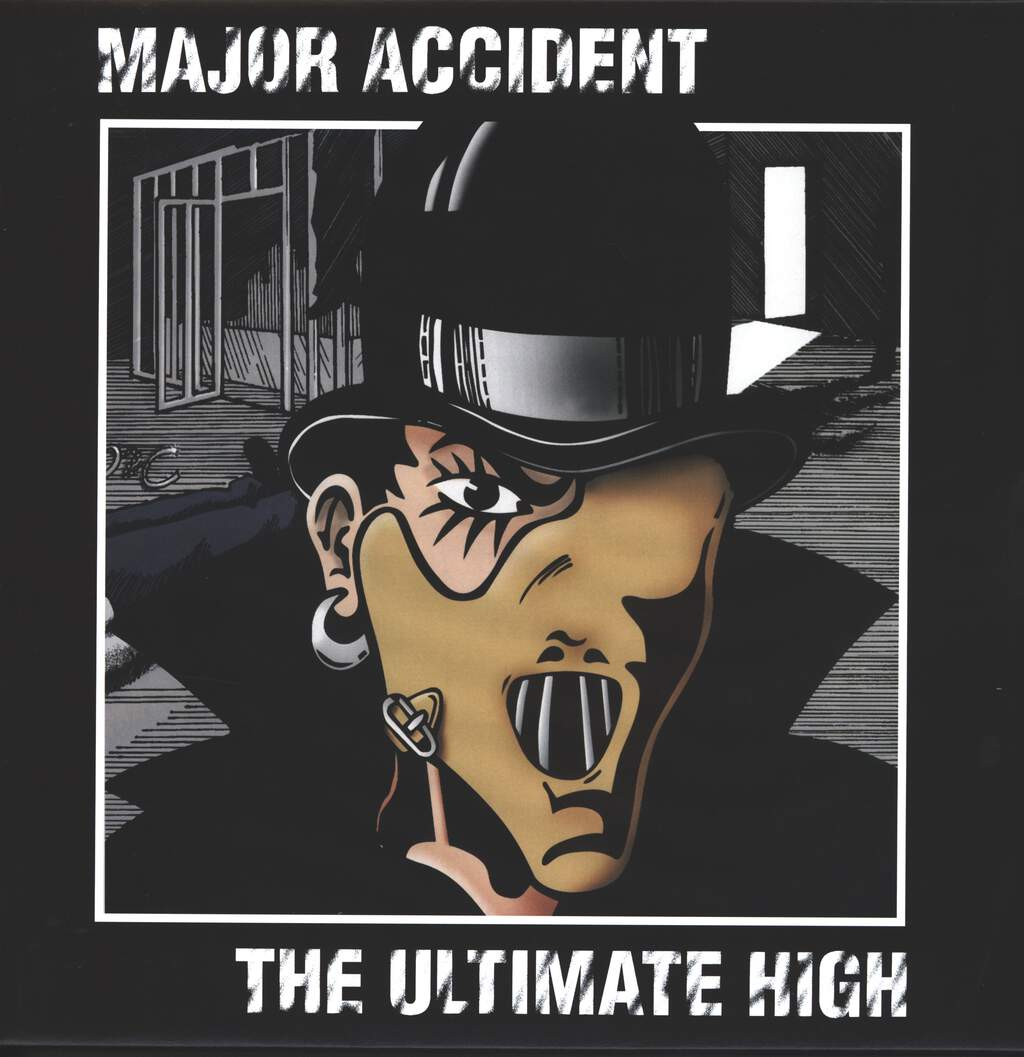 Major Accident: The Ultimate High, LP (Vinyl)