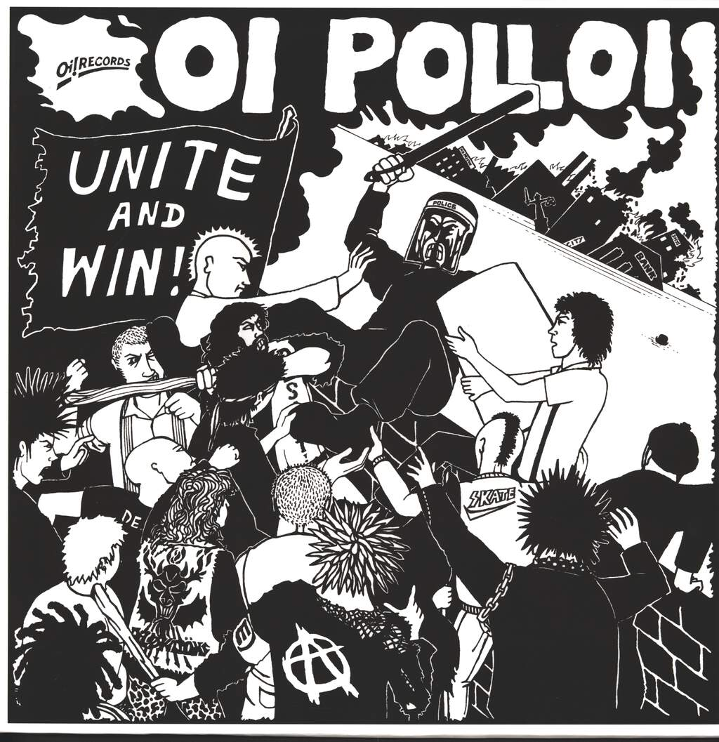 Oi Polloi: Unite And Win!, LP (Vinyl)
