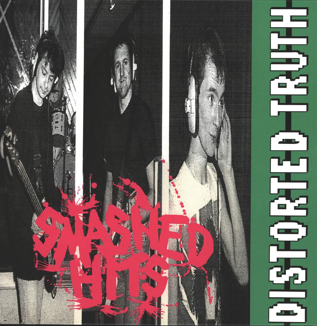 Distorted Truth: Smashed Hits, LP (Vinyl)