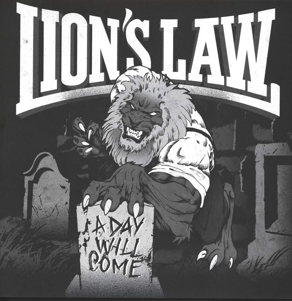 Lion's Law: A Day Will Come, LP (Vinyl)