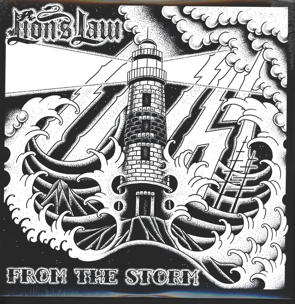 Lion's Law: From The Storm, LP (Vinyl)