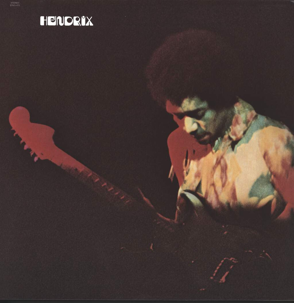Jimi Hendrix: Band Of Gypsys, LP (Vinyl)