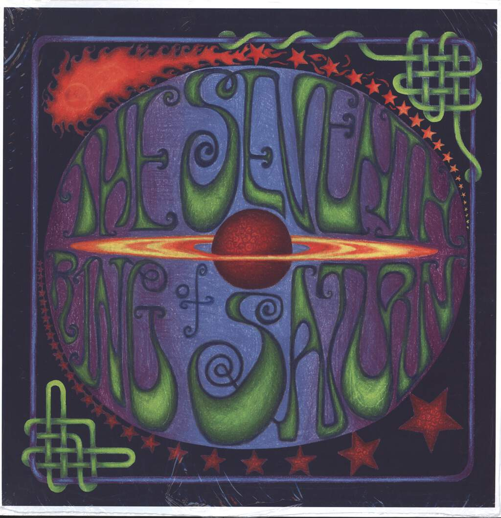 The Seventh Ring Of Saturn: The Seventh Ring Of Saturn, LP (Vinyl)