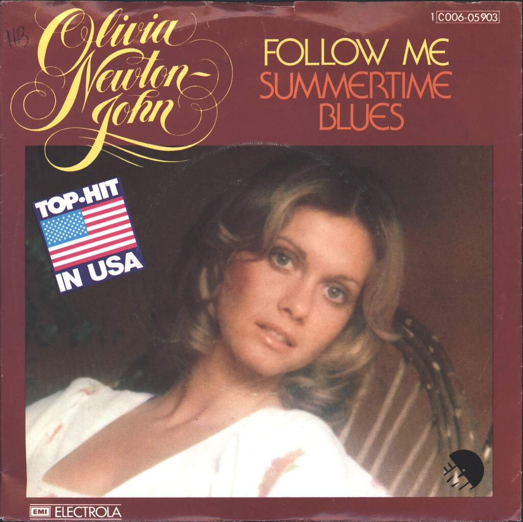 "Olivia Newton-John: Follow Me, 7"" Single (Vinyl)"