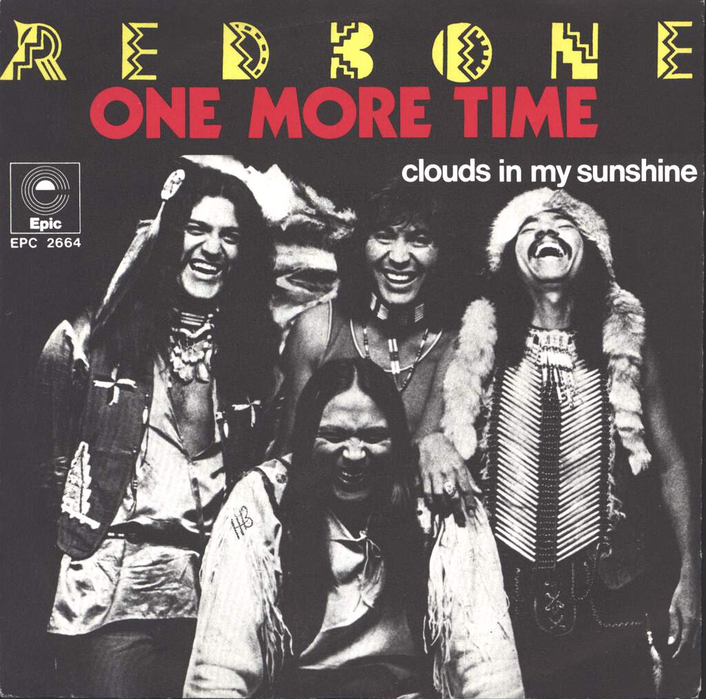"Redbone: One More Time, 7"" Single (Vinyl)"