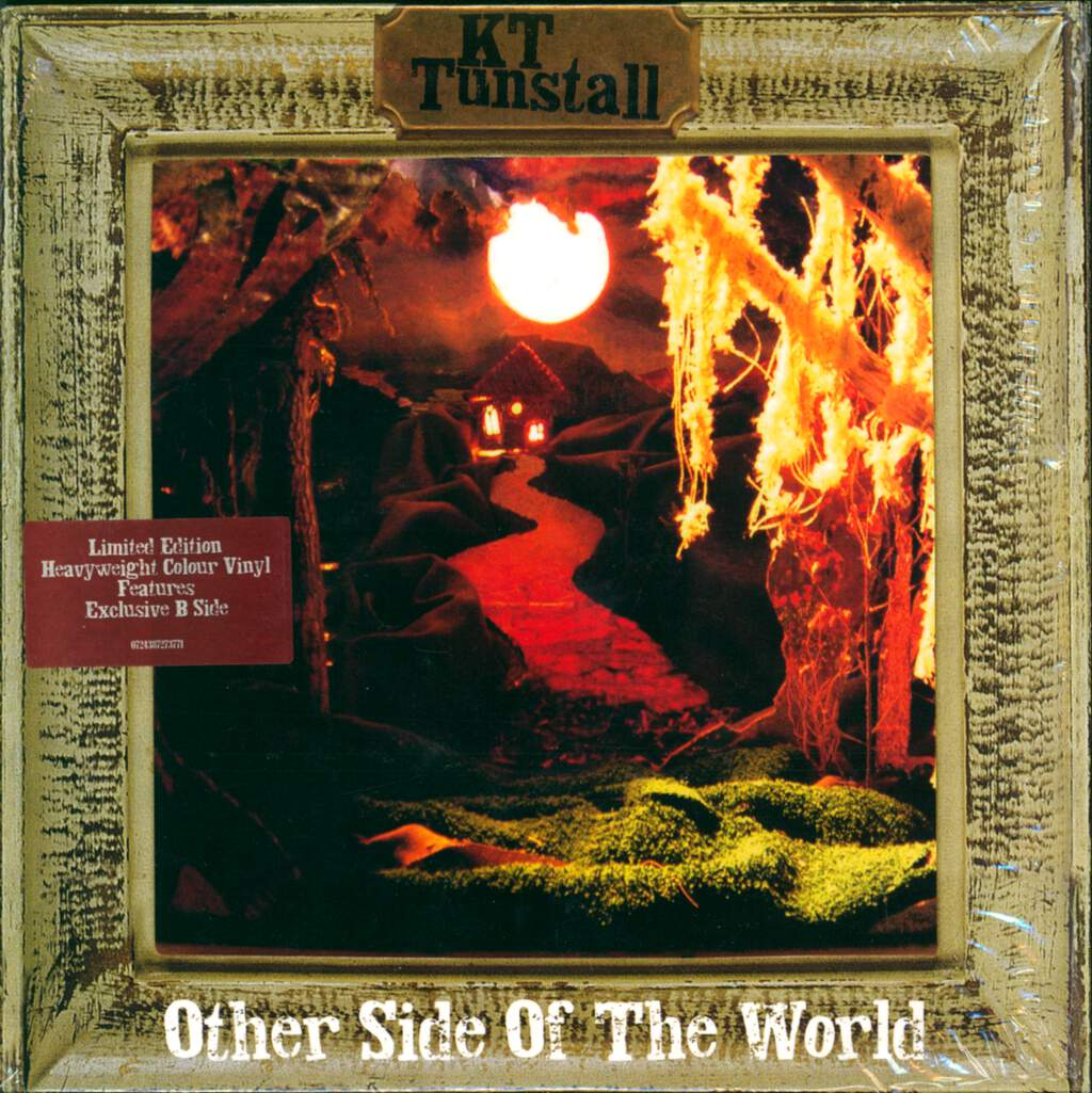 """KT Tunstall: Other Side Of The World, 7"""" Single (Vinyl)"""