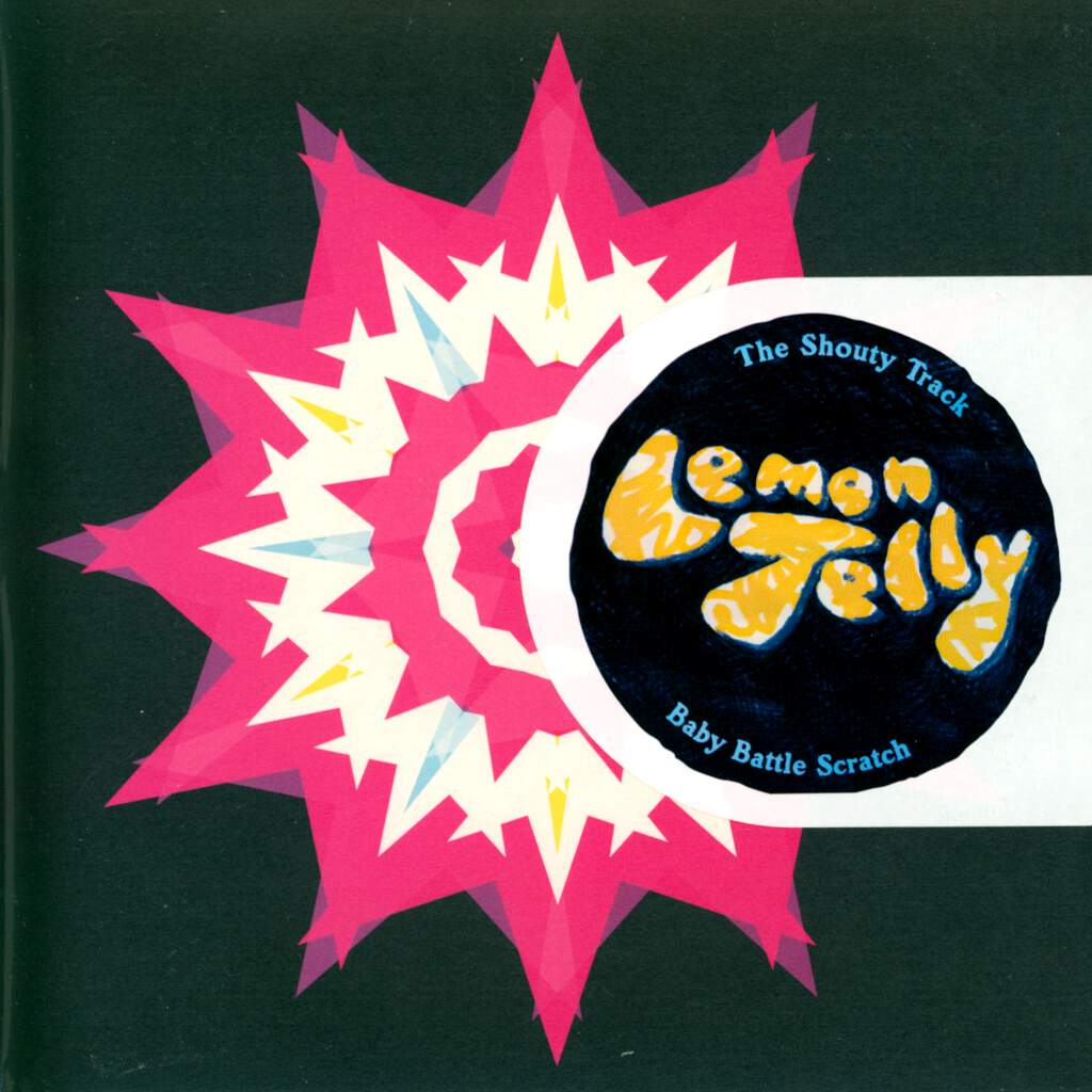 "Lemon Jelly: The Shouty Track, 7"" Single (Vinyl)"