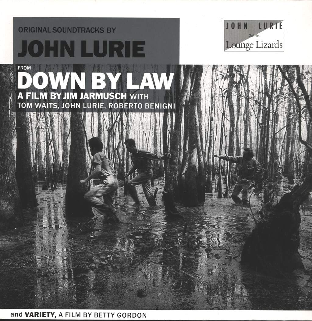John Lurie: Original Soundtracks By John Lurie From Down By Law And Variety (Made To Measure Vol.14), LP (Vinyl)
