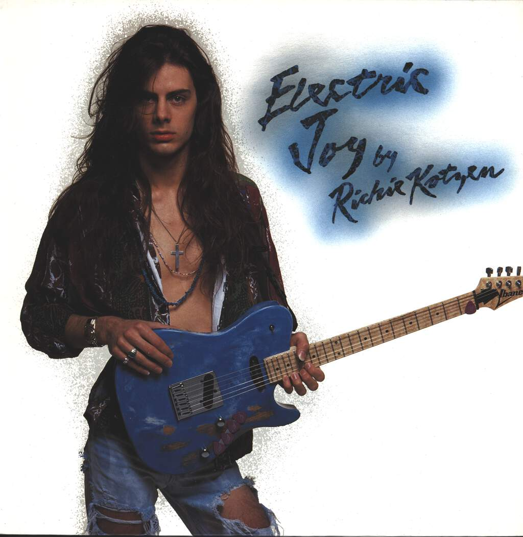 Richie Kotzen: Electric Joy, LP (Vinyl)