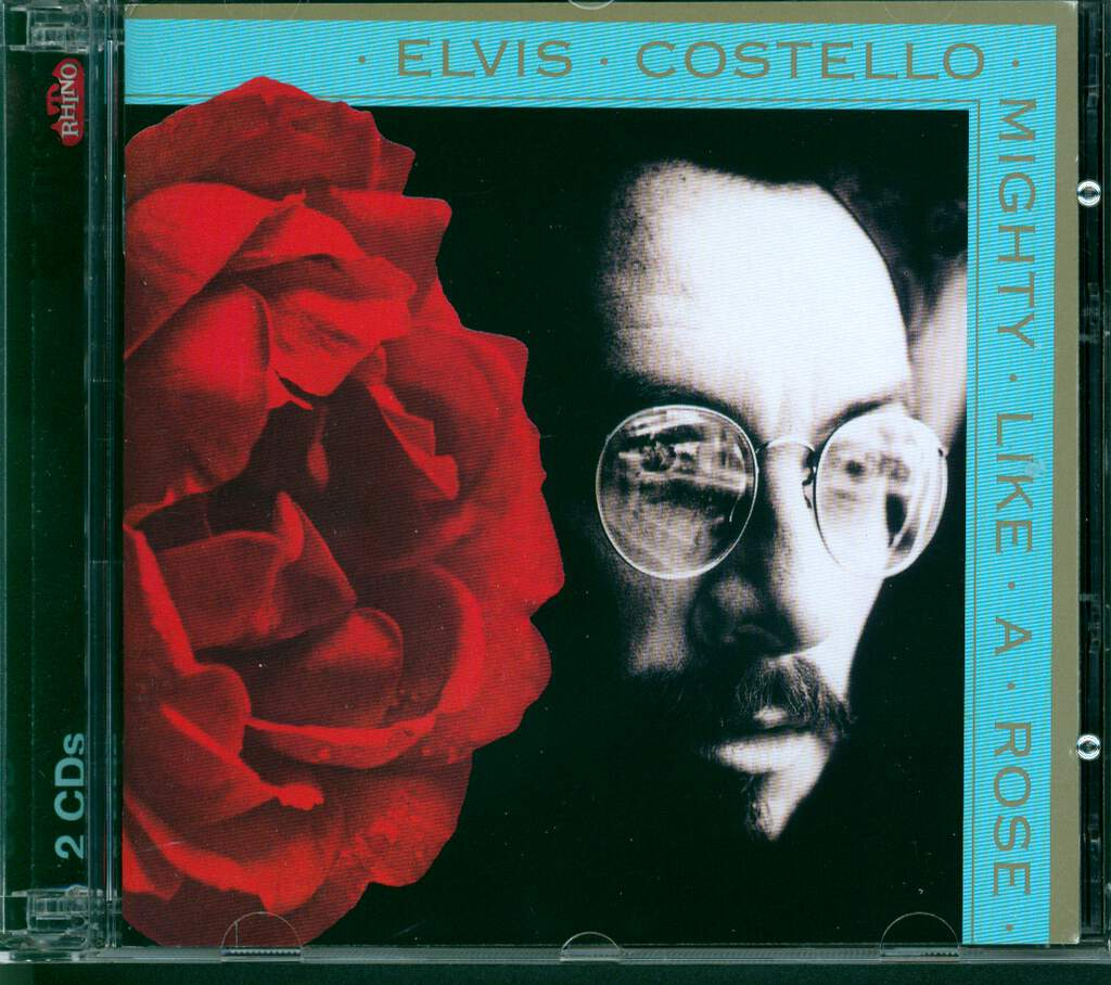Elvis Costello: Mighty Like A Rose, 2×CD