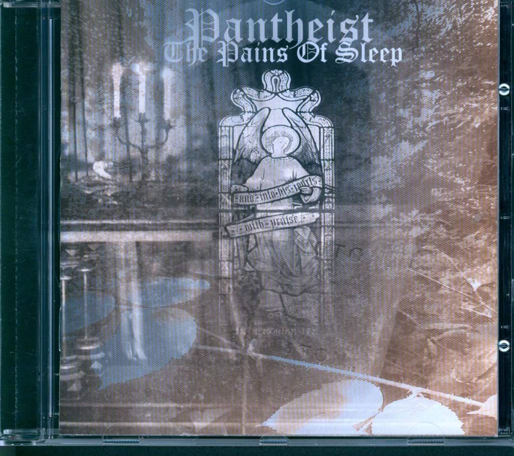 Pantheist: The Pains Of Sleep, CD