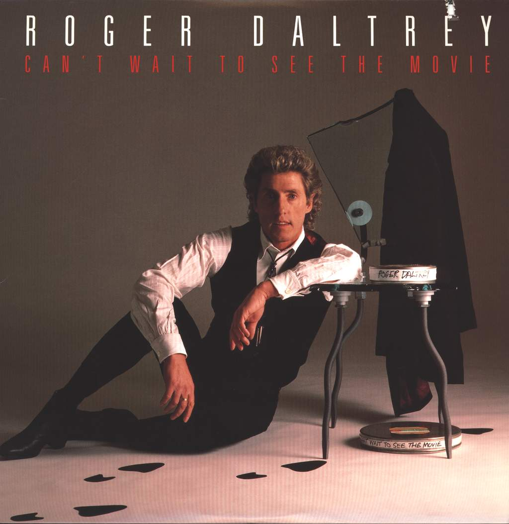Roger Daltrey: Can't Wait To See The Movie, LP (Vinyl)