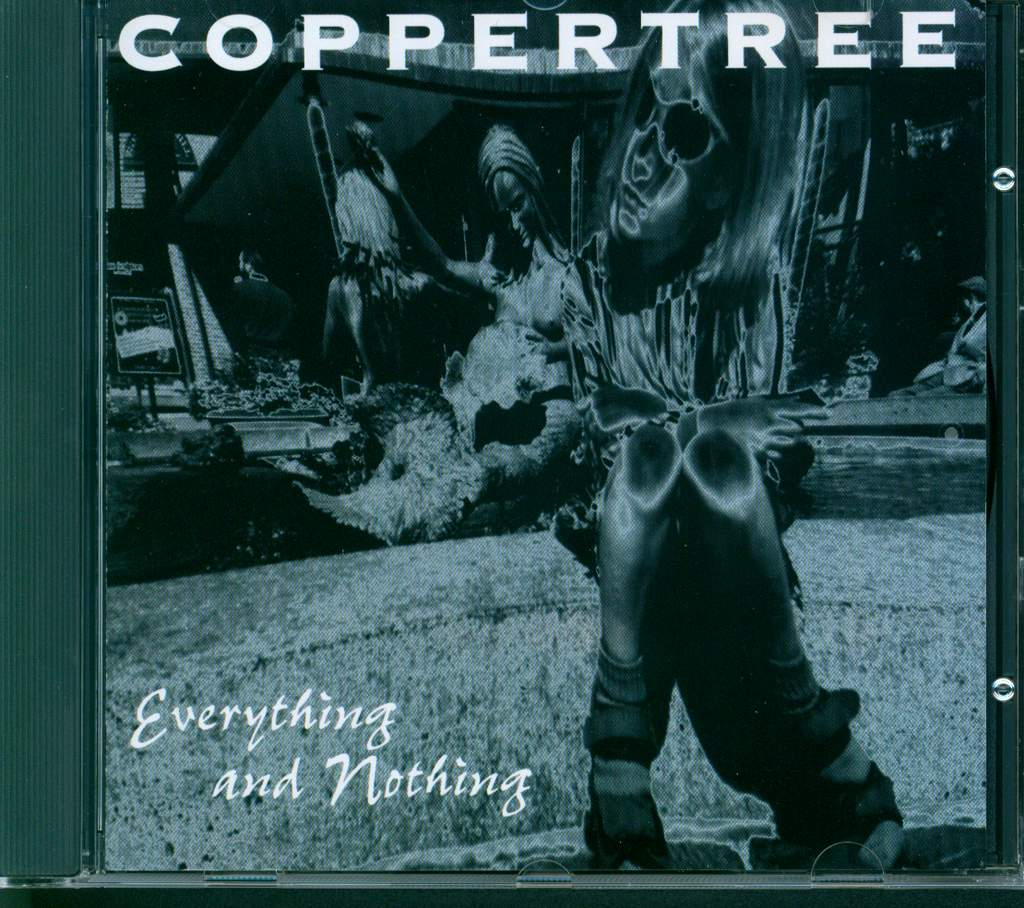 Coppertree: Everything And Nothing, CD