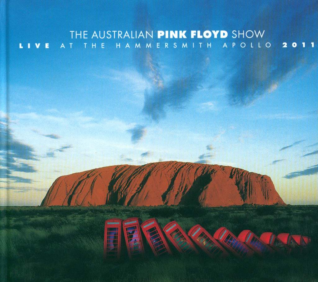 The Australian Pink Floyd Show: Live At The Hammersmith Apollo 2011, 2×CD