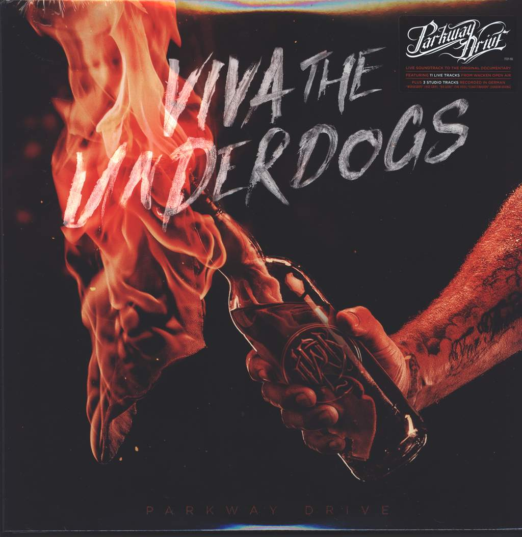 viva the underdogs parkway drive