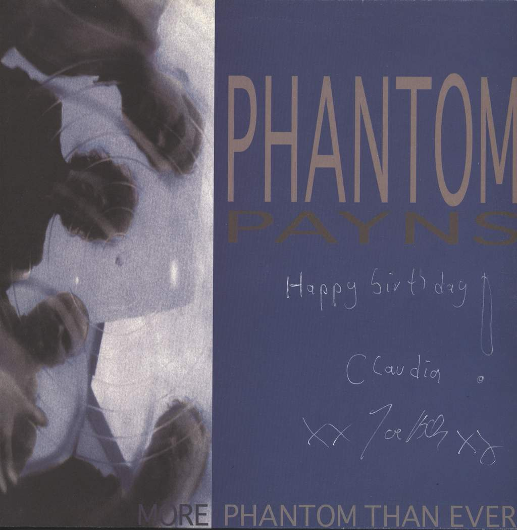 Phantom Payns: More Phantom Than Ever, LP (Vinyl)