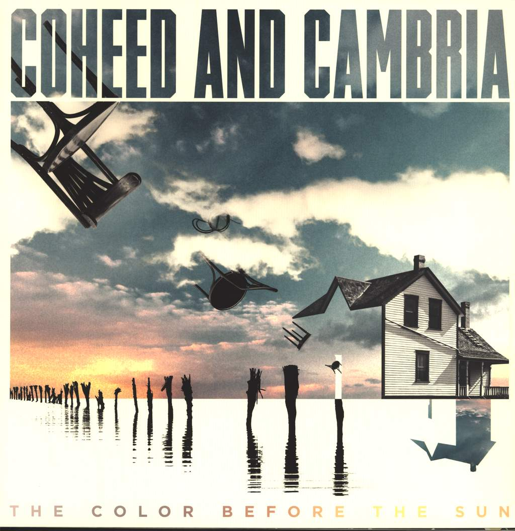 Coheed and Cambria: The Color Before The Sun, LP (Vinyl)