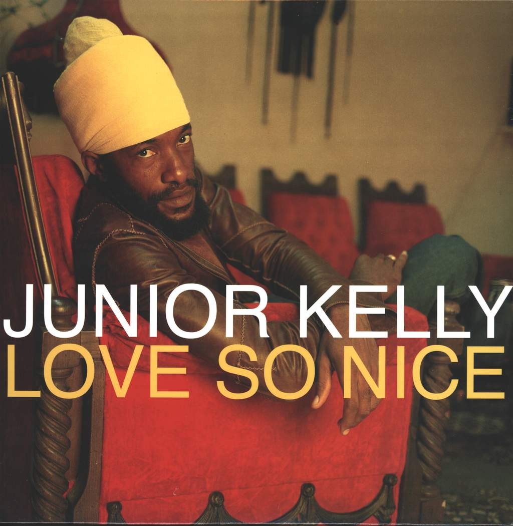 Junior Kelly: Love So Nice, LP (Vinyl)