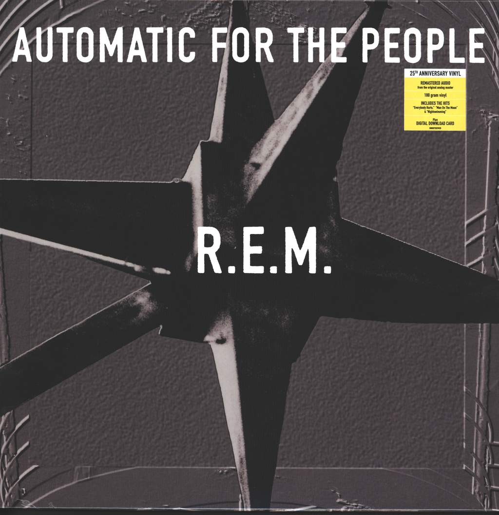 R.E.M.: Automatic For The People, LP (Vinyl)