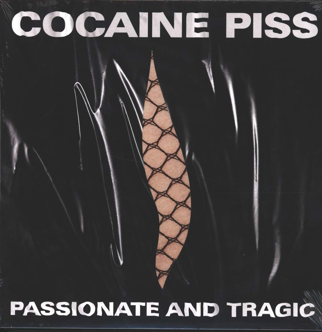 Cocaine Piss: Passionate and Tragic, LP (Vinyl)